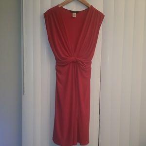J F W red Dress